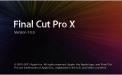 10 Final Cut Pro X Startup Screen 600